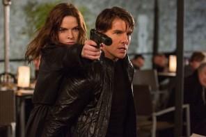 《Mission: Impossible 5》發布首個官方預告片