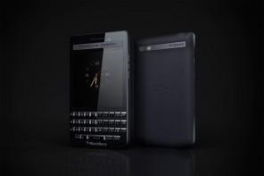 Porsche Design x BlackBerry P'9983 石墨不鏽鋼配色全新上市