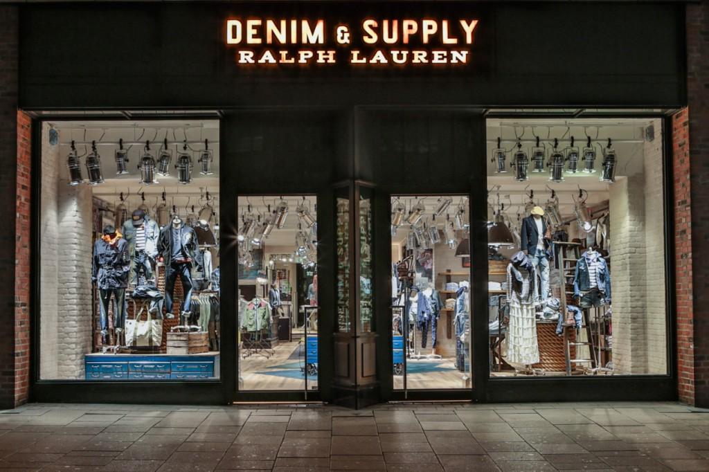 Ralph Lauren Denim & Supply 于德國漢堡開設全新旗艦店鋪 2