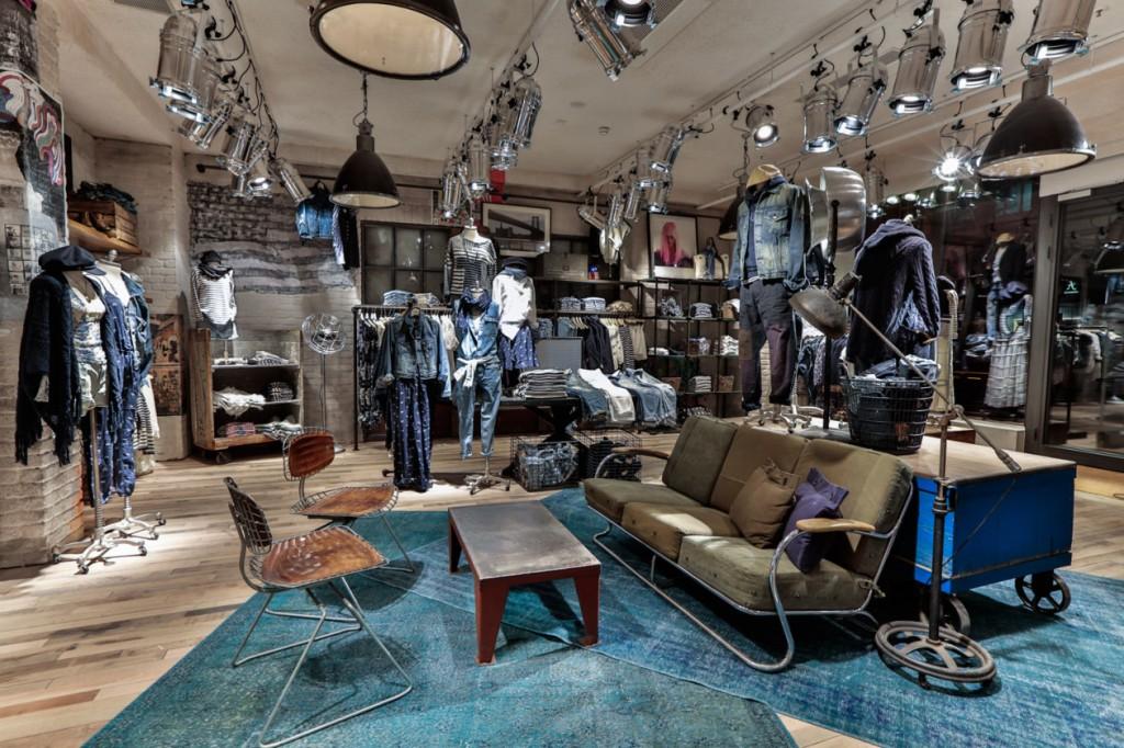 Ralph Lauren Denim & Supply 于德國漢堡開設全新旗艦店鋪 3