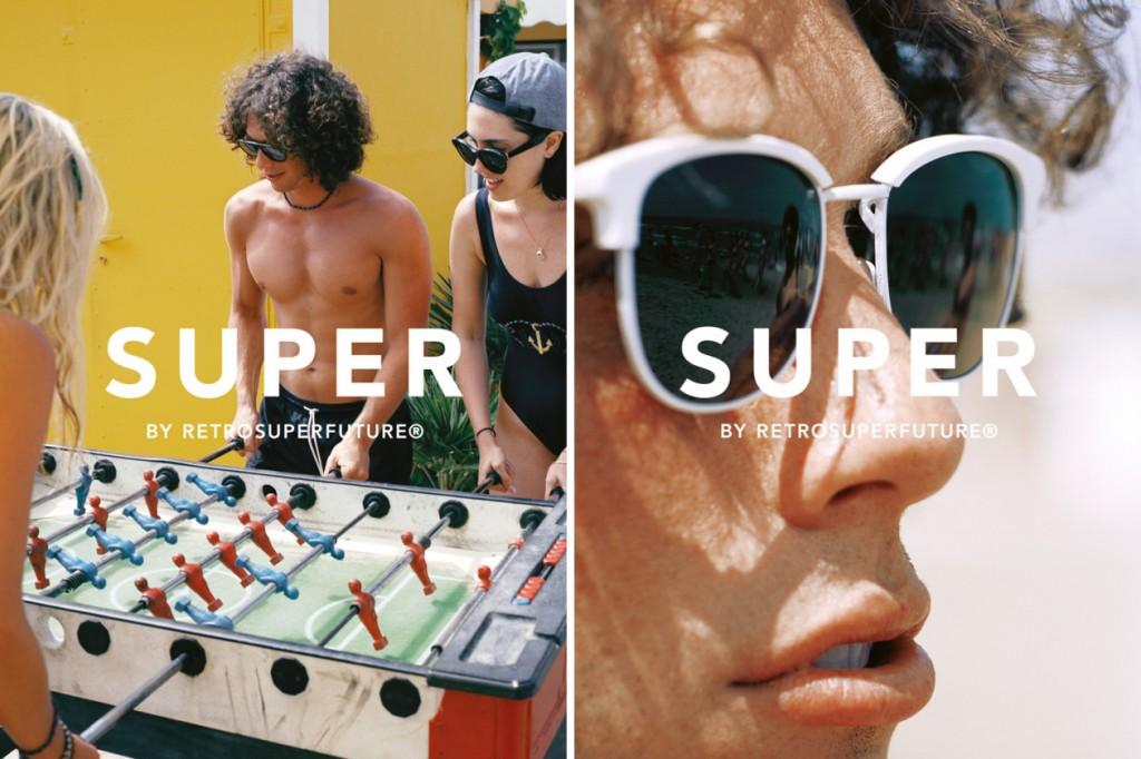 "SUPER by RETROSUPERFUTURE 發表 2015 春夏""Vacanze Italiane"" 主題Lookbook 5"
