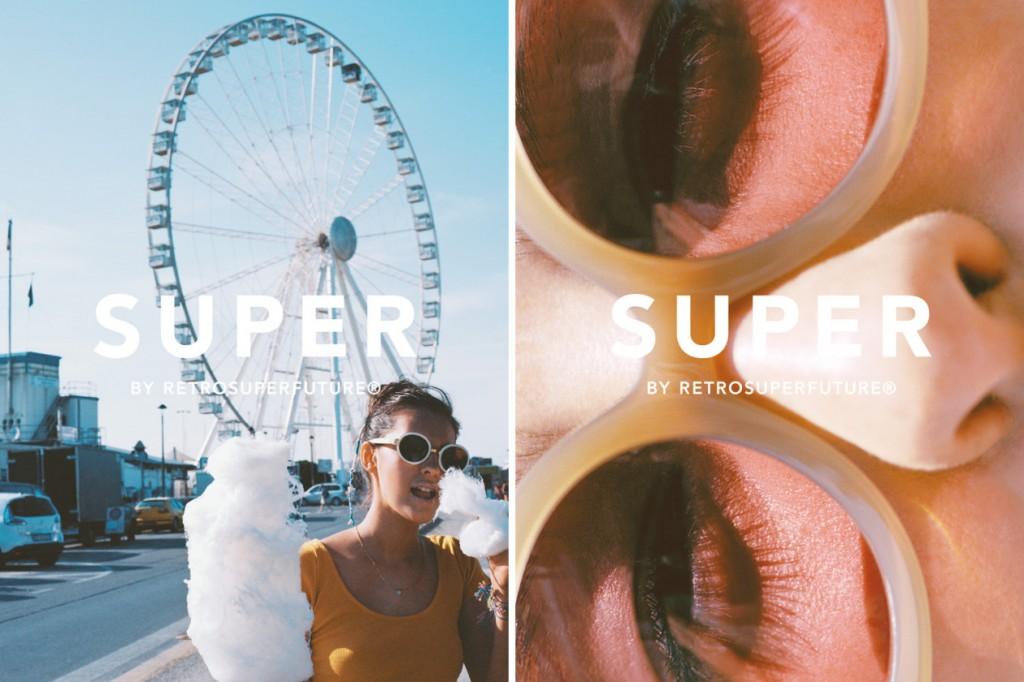 "SUPER by RETROSUPERFUTURE 發表 2015 春夏""Vacanze Italiane"" 主題Lookbook 6"