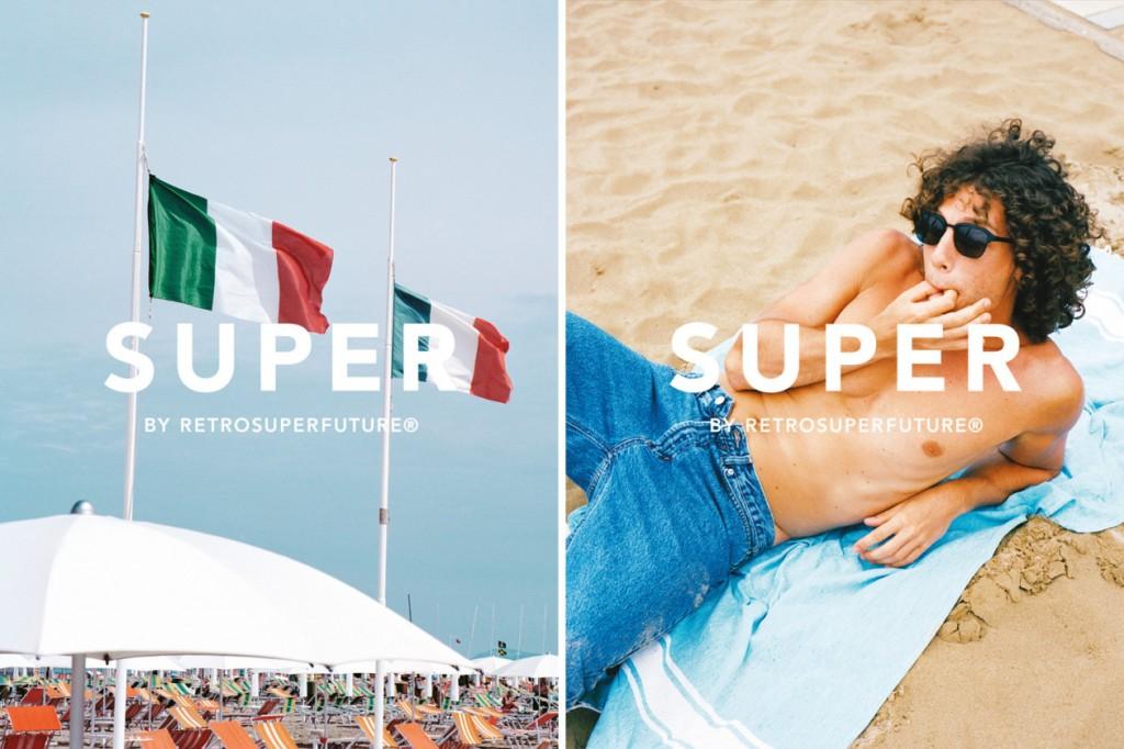 "SUPER by RETROSUPERFUTURE 發表 2015 春夏""Vacanze Italiane"" 主題Lookbook 7"