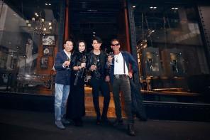 高端手工銀飾品牌KING BABY北京三里屯全新店鋪亮相