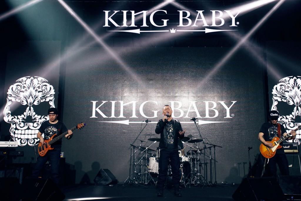KING BABY Store in BeiJing 5