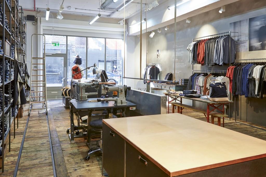 Nudie Jeans 于倫敦Shoreditch 區開設全新門店 2