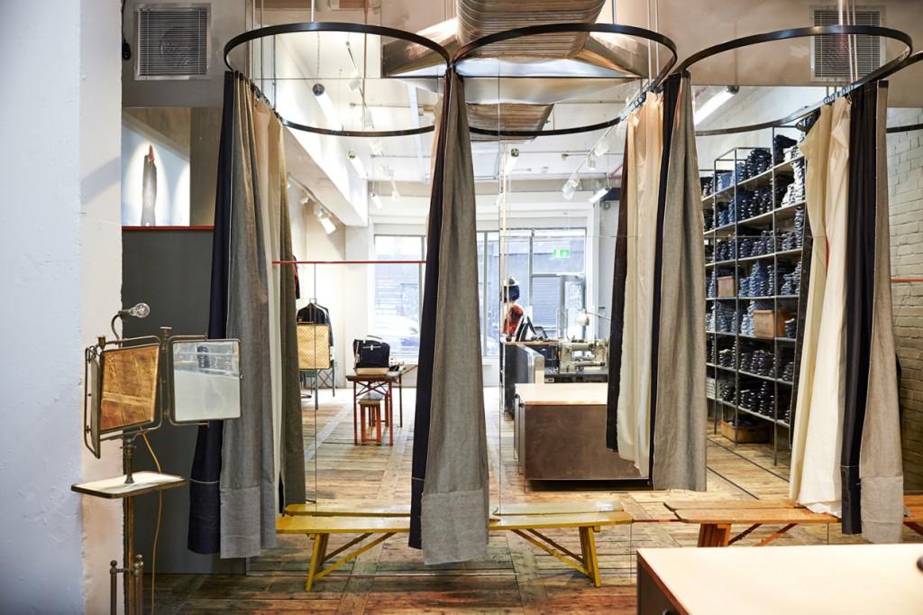 Nudie Jeans 于倫敦Shoreditch 區開設全新門店 3