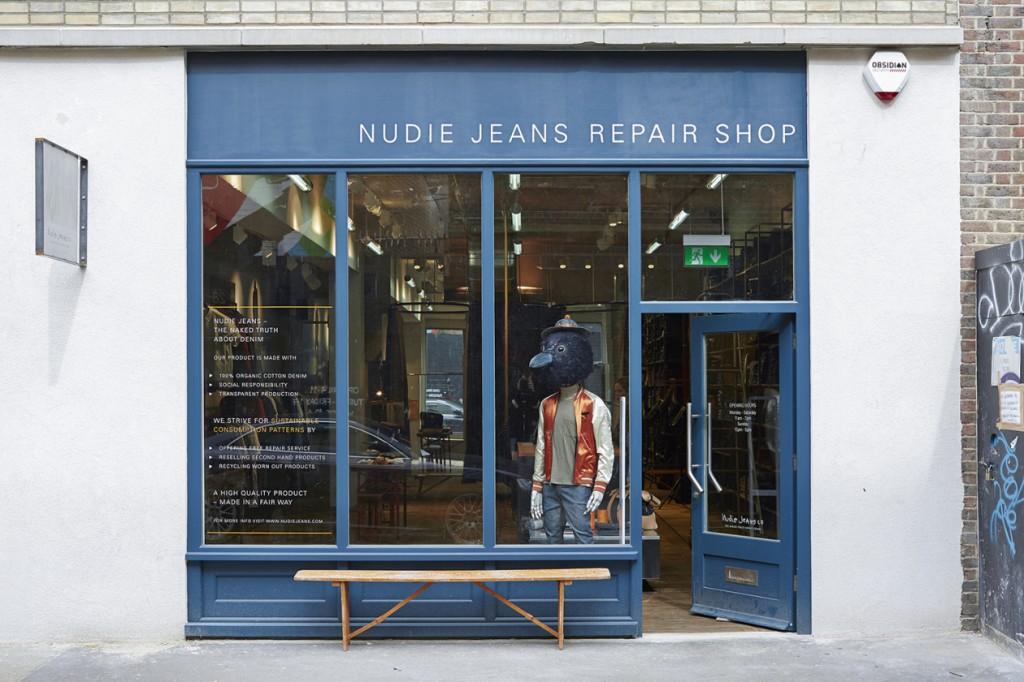 Nudie Jeans 于倫敦Shoreditch 區開設全新門店 5