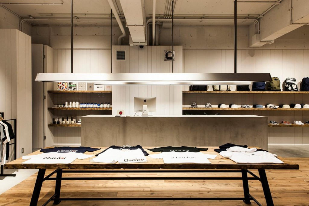 Saturdays NYC 于日本大阪開設全新旗艦店鋪 5