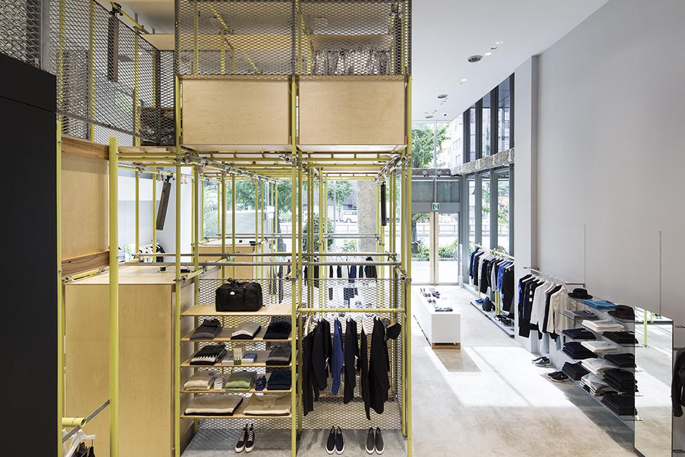 設計工作室Schemata Architects 打造,United Arrows 于東京銀座開設全新EN ROUTE 店鋪 1