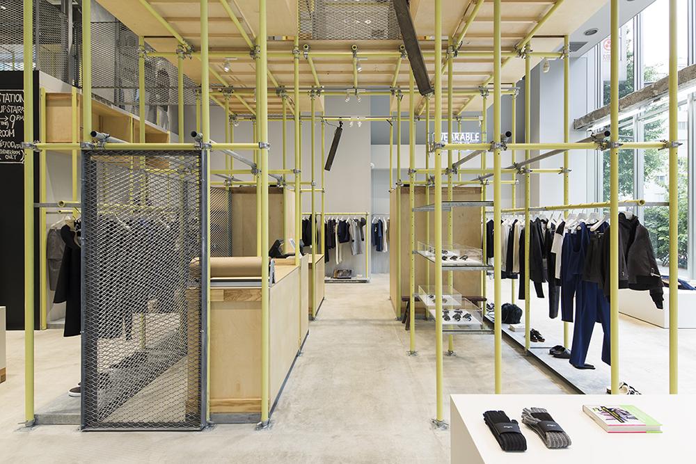 設計工作室Schemata Architects 打造,United Arrows 于東京銀座開設全新EN ROUTE 店鋪 4