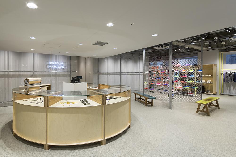設計工作室Schemata Architects 打造,United Arrows 于東京銀座開設全新EN ROUTE 店鋪 6