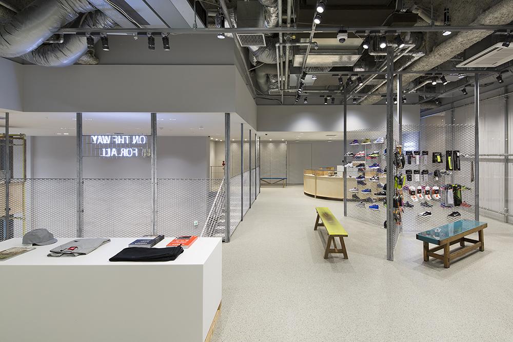 設計工作室Schemata Architects 打造,United Arrows 于東京銀座開設全新EN ROUTE 店鋪 7