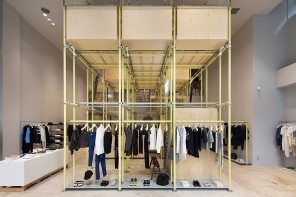 United Arrows 于東京銀座開設全新EN ROUTE 店鋪