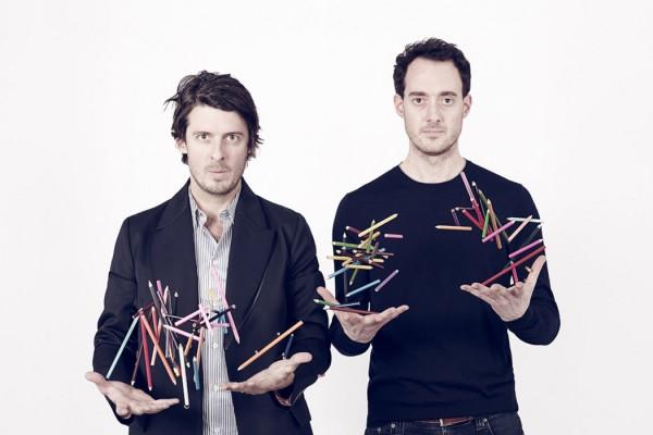"Alex Hammond & Mike Tinney 開辦""The Secret Life of the Pencil"" 鉛筆專題展覽 3"