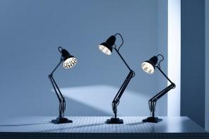 Anglepoise 聯合Eley Kishimoto 打造Original 1227™ desk lamp 新版本台燈