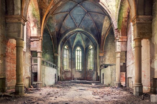 發現廢墟之美,Aurélien Villette 帶來《Spirit of Place》 攝影珍藏集 11