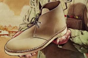 關於Clarks 經典鞋履Desert Boot 的故事