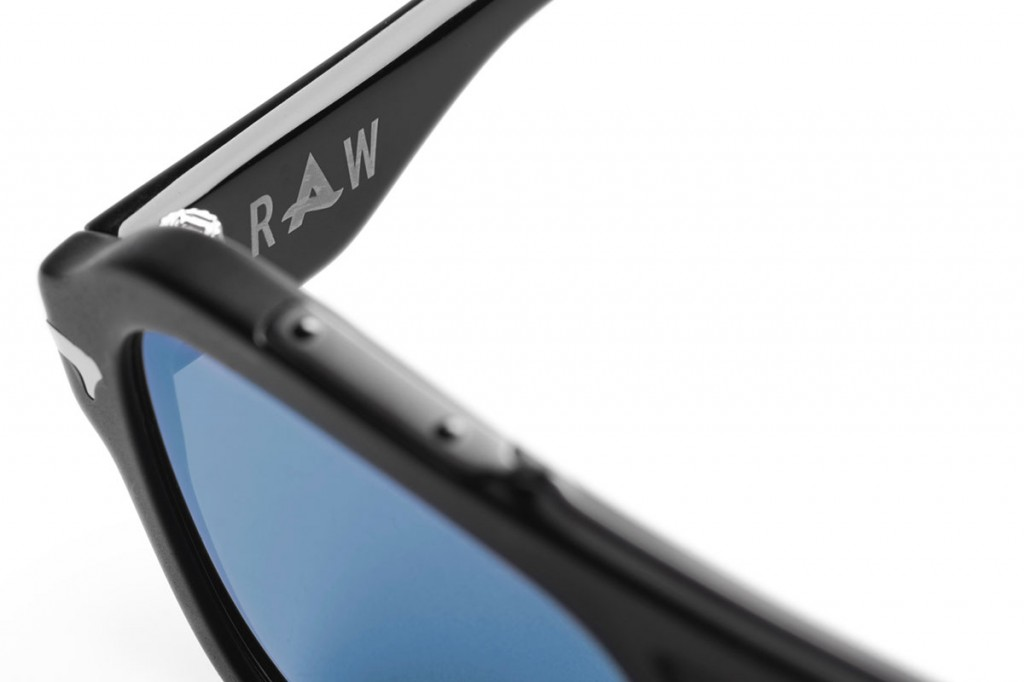 G-STAR RAW x AFROJACK 限量版太陽鏡 3