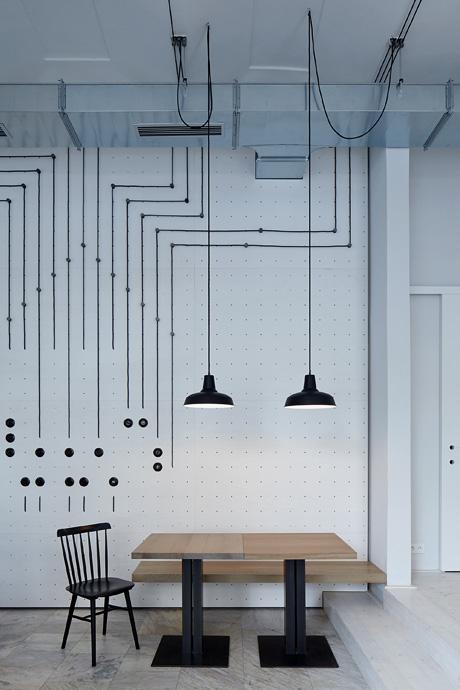 捷克建築公司Mimosa再添驚豔之作:Bistro Proti Produ 6