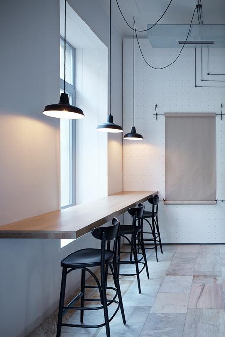 捷克建築公司Mimosa再添驚豔之作:Bistro Proti Produ 7