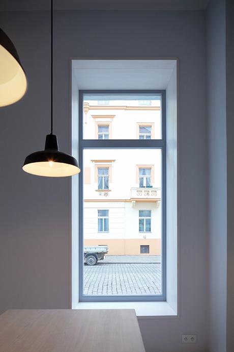 捷克建築公司Mimosa再添驚豔之作:Bistro Proti Produ 10