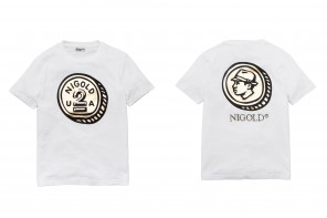 NIGOLD by UNITED ARROWS 台北店限定 T-shirt