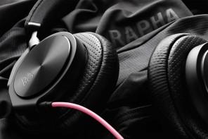或許是最適合自行車運動的耳機,Rapha B&O H6 亮相