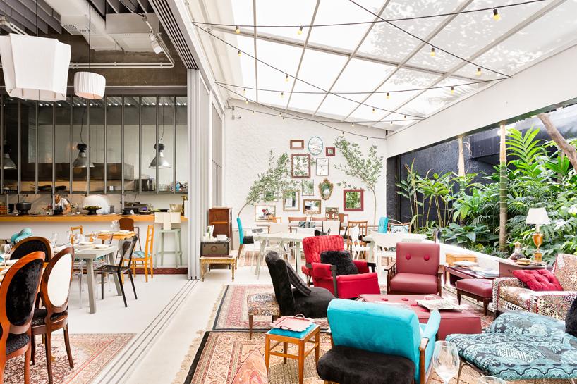 家具品牌TOG 于聖保羅開設全新的多樣旗艦店 1
