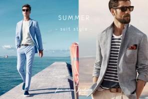 4種不同風格的西裝外套-教你輕鬆演繹夏日時尚