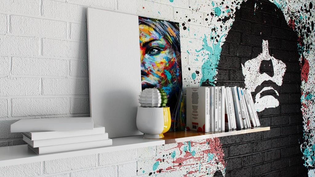 烏克蘭藝術家 Pavel Vetrov 打造衝突感 Hotel Room , 挑戰你我視覺神經 2