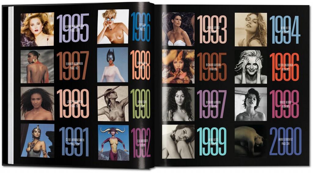 性感年曆Pirelli Calendar 50 週年回顧篇章 3