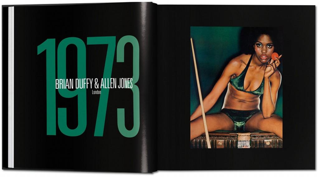 性感年曆Pirelli Calendar 50 週年回顧篇章 4