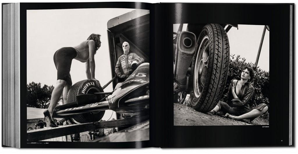 性感年曆Pirelli Calendar 50 週年回顧篇章 10