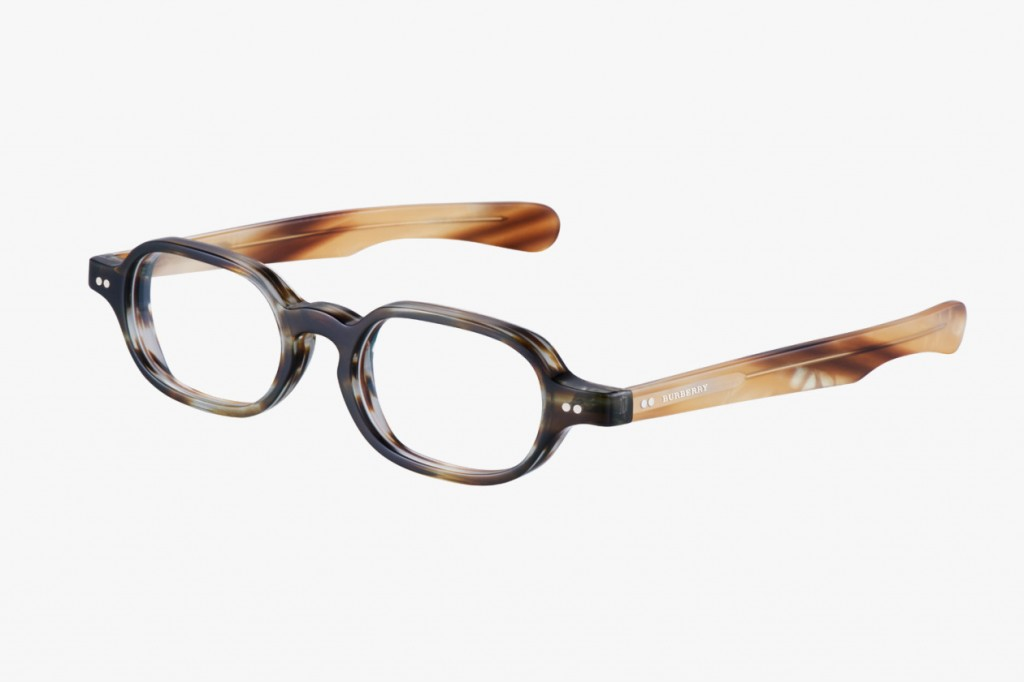 "BURBERRY FALL/WINTER 2015 ""SCHOLAR"" EYEWEAR 1"