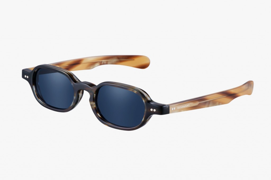 "BURBERRY FALL/WINTER 2015 ""SCHOLAR"" EYEWEAR 2"