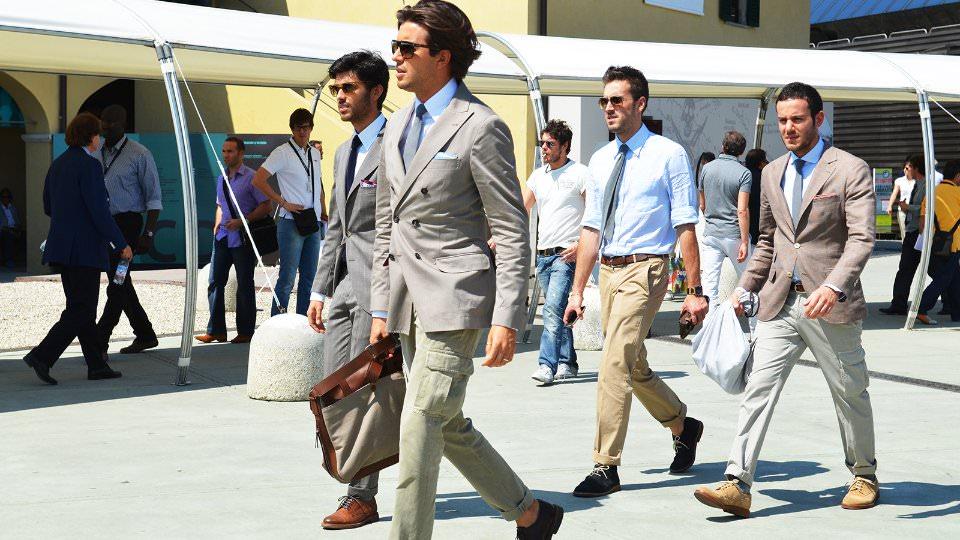 如何穿才可以像一個瀟灑的意大利人 5