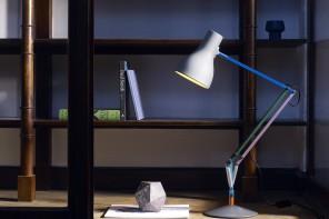 英國設計檯燈品牌Anglepoise®與Paul Smith再度共築Type 75™檯燈