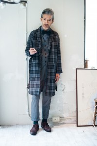 SYNDRO 2015  Fall / Winter Collection :「GENTLE NAUGHTINESS」 1