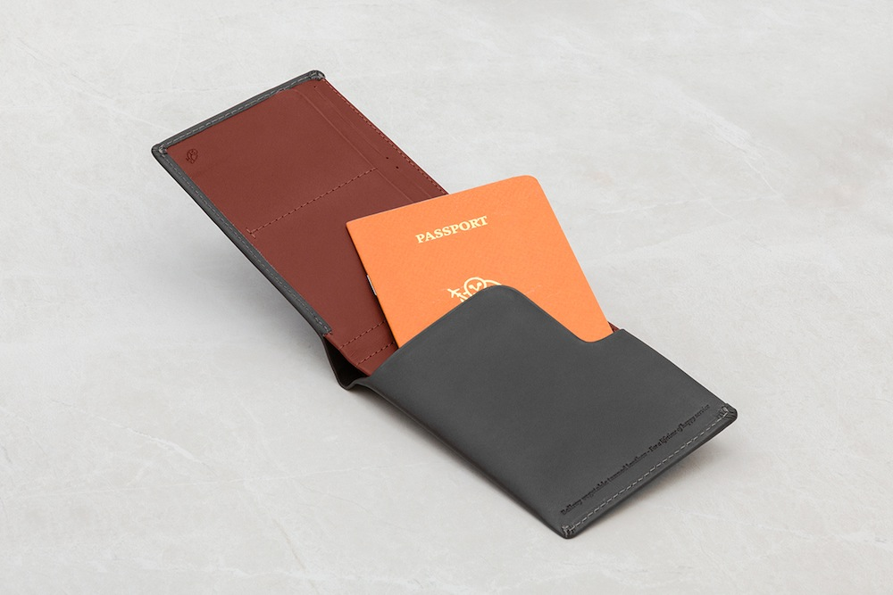 BELLROY CHARCOAL ACCESSORY COLLECTION 2