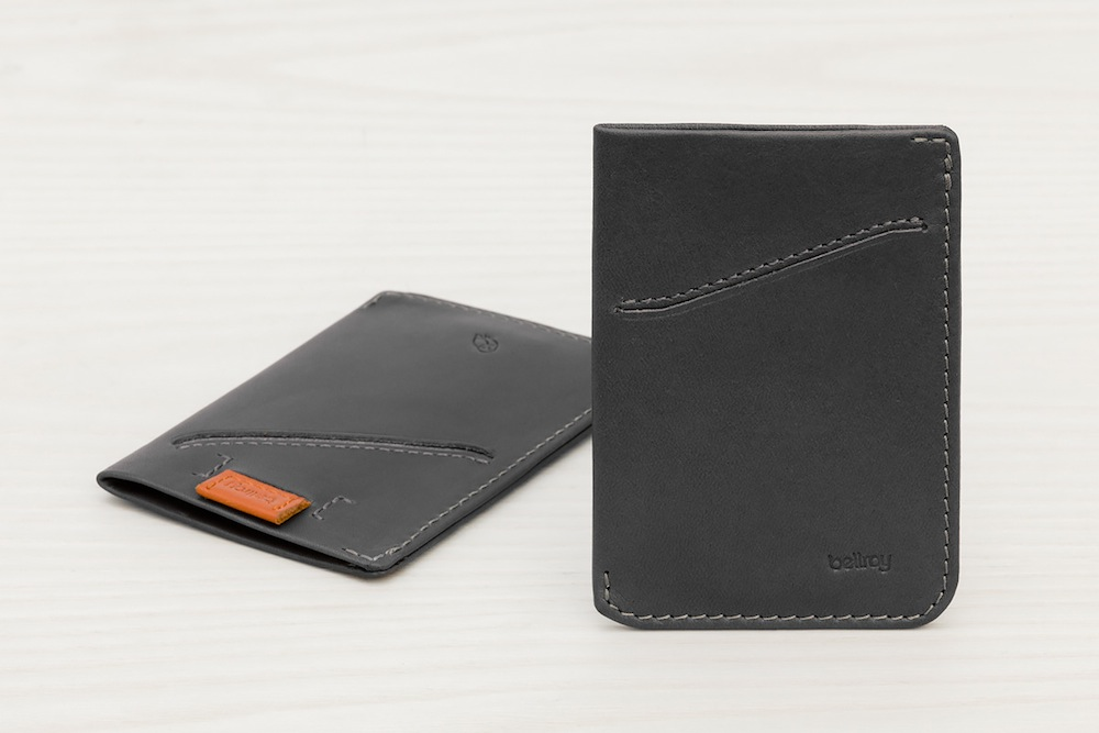 BELLROY CHARCOAL ACCESSORY COLLECTION 6