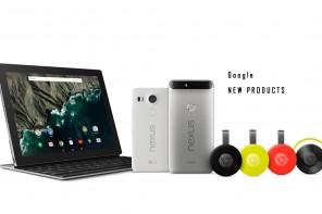 Google 發表多項新品  強勢出擊!