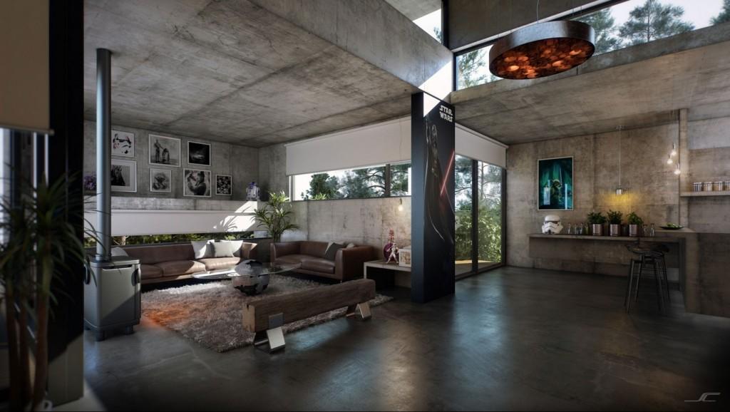 Industrial Style:打造工業風住宅,掌握3個必要元素 Trendsfolio