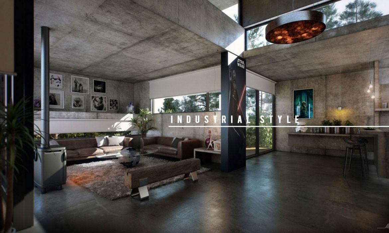 Industrial Style:打造工業風住宅,掌握3個必要元素