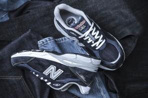 New Balance 發表M990 Denim Version 鞋款:M990DM3