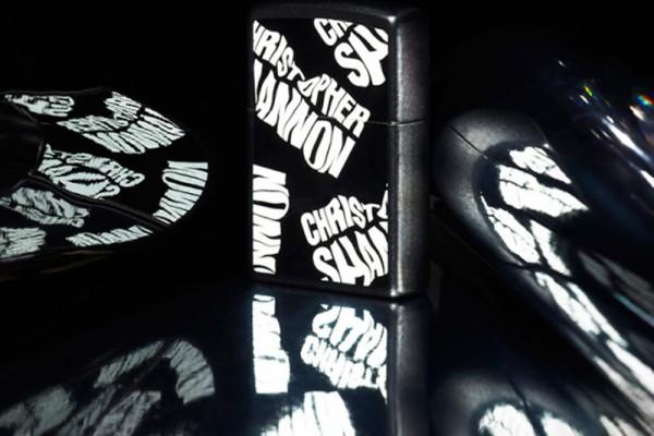 CHRISTOPHER SHANNON DESIGNS ZIPPO LIGHTERS 6