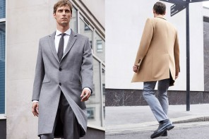 Zara 發布 2015 秋季Tailoring Lookbook