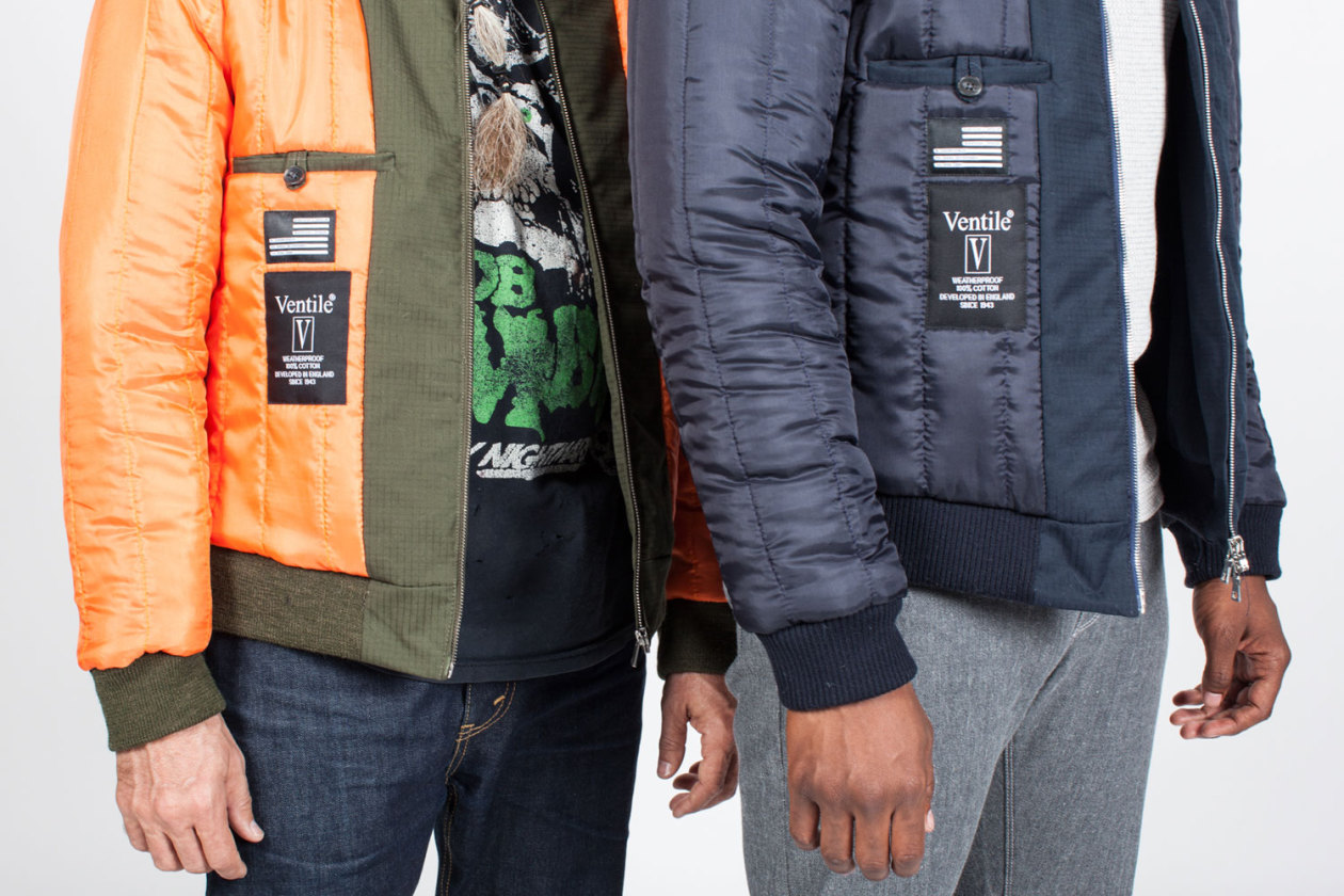 AMERICAN TRENCH x KRAMMER & STOUDT ON BOMBER JACKETS 3