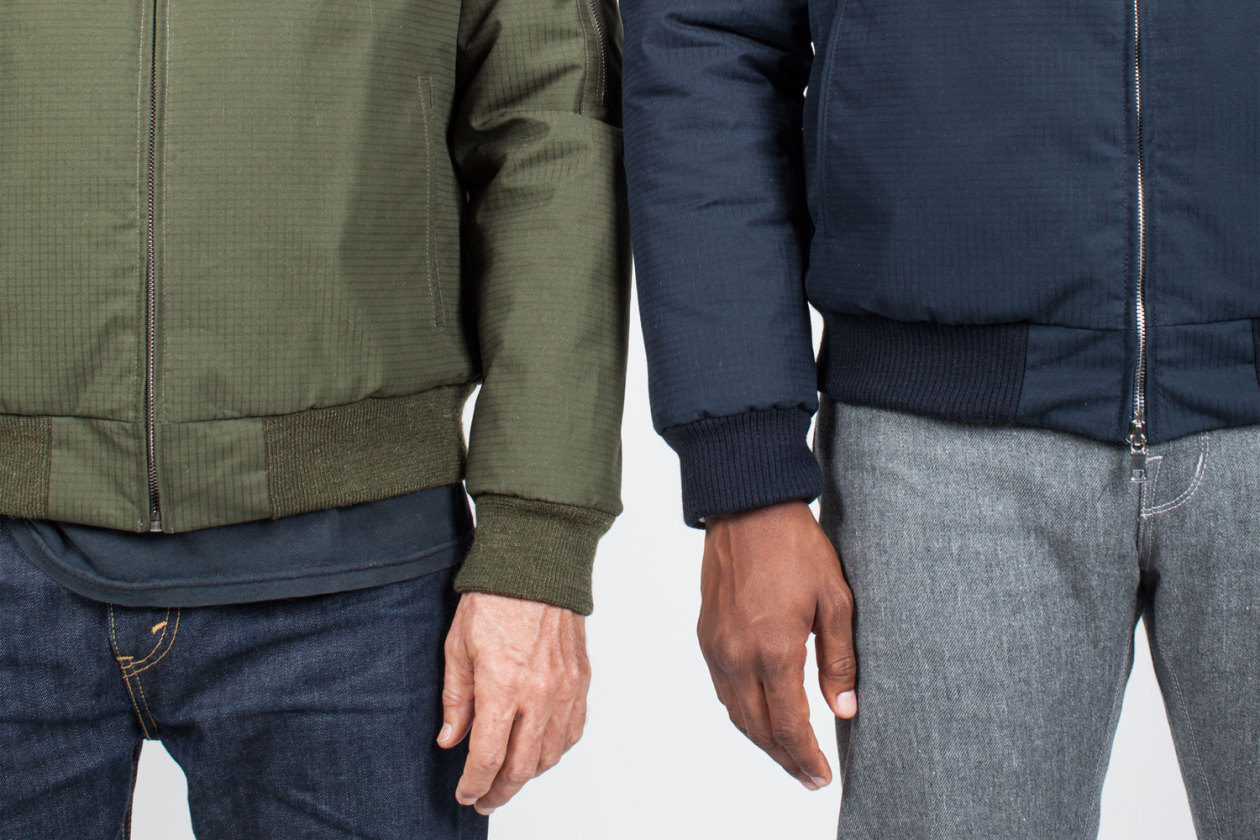 AMERICAN TRENCH x KRAMMER & STOUDT ON BOMBER JACKETS 5