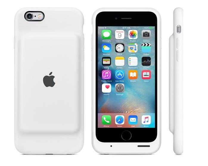 Apple 史上最醜產品?「龜殼」Smart Battery Case 1